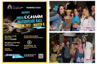 Chai Social® Purim 2012